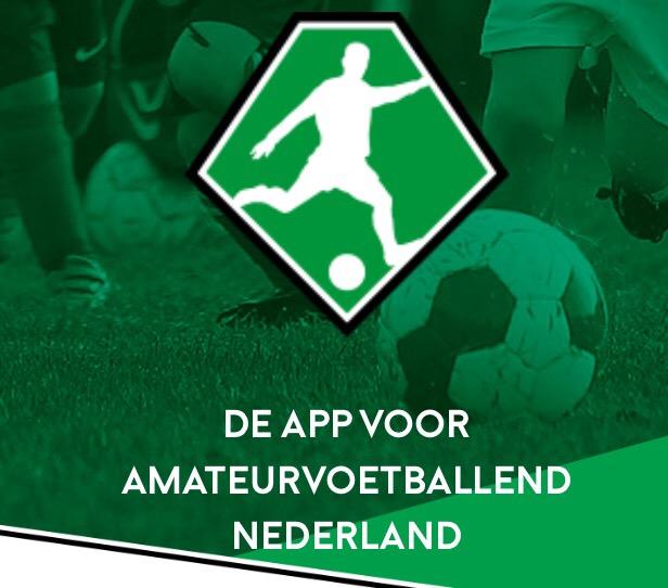 Oproep Voetbal.nl app
