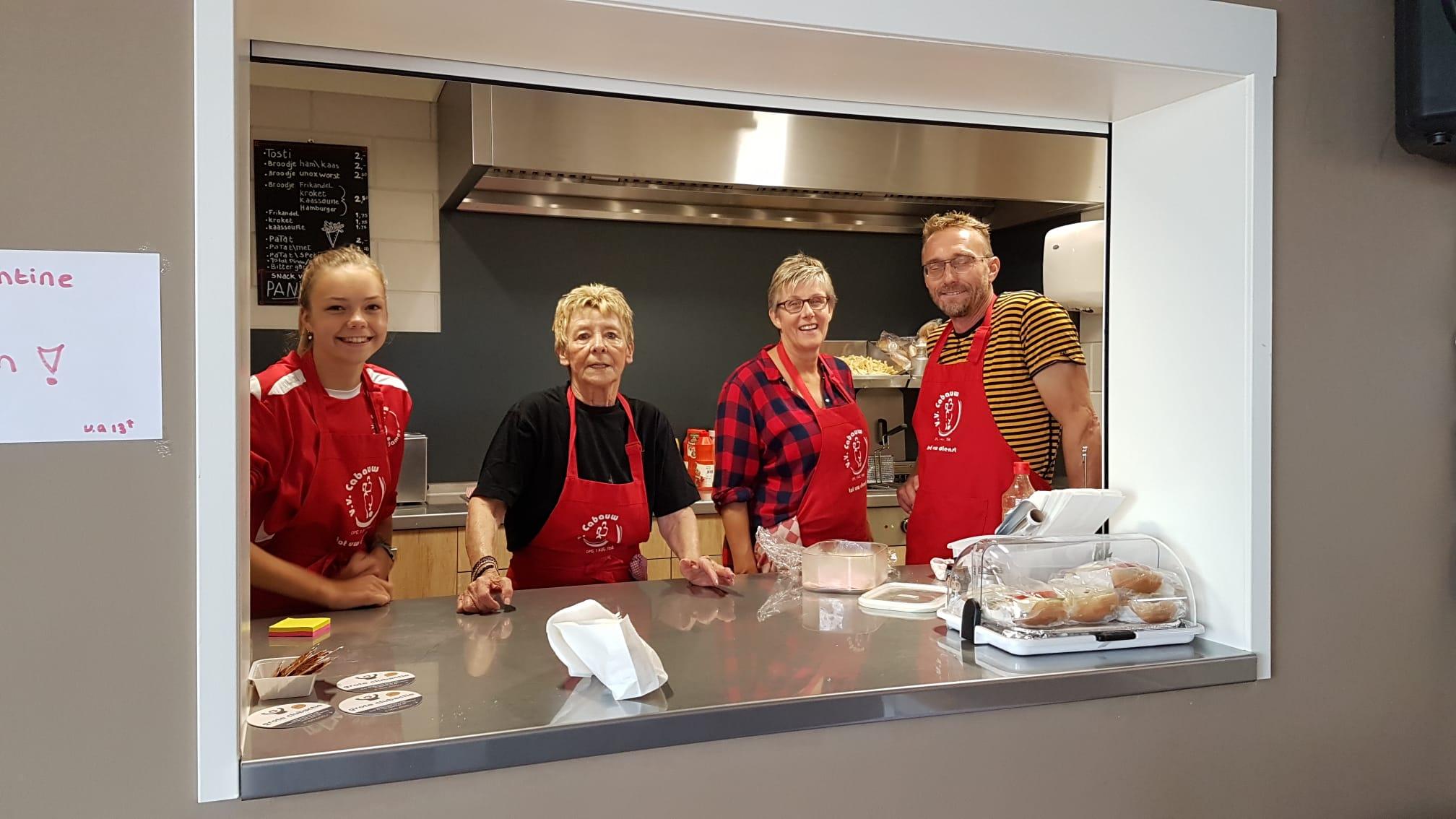 Toppers van de keuken!